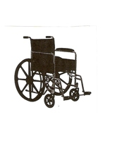 WHEELCHAIR,  Like new