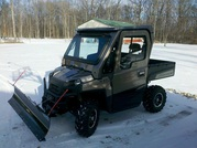 2011 Polaris Ranger XP 800 LE EPS UTV
