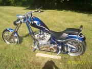 2008 Big Dog K-9 Chopper factory built