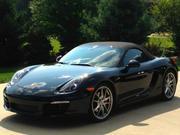 Porsche Boxster 16850 miles