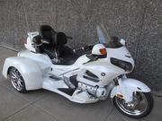 2012 - Honda Goldwing Hannigan Trike GL1800