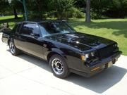 1987 BUICK 1987 Buick Grand National