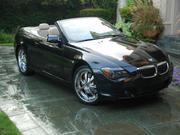 2005 bmw 2005 BMW 645Ci