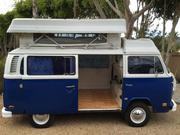 1974 VOLKSWAGEN Volkswagen Bus/Vanagon Riviera Camper