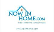 Now in home is one point solution for your dream house