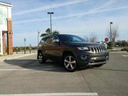 2014 jeep Jeep Grand Cherokee Overland Sport Utility 4-Door