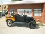 1917 ford Ford Model T black