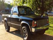 1987 DODGE Dodge Dakota SE