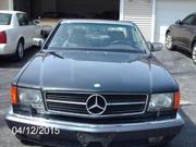 Mercedes-benz Sl-class V8 5.6L SOHC