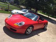 1997 PORSCHE Porsche Boxster Base Convertible 2-Door