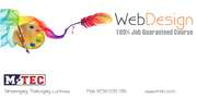 Creative Designing and Website Designing in Chowk Lucknow M-TEC
