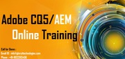 Adobe CQ5 /AEM Online Training and job support service