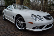 2008 Mercedes-Benz SL-Class SL550 AMG PACKAGE