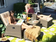 This Fall With 70% Off on all Outdoor Patio & Indoor Furniture!