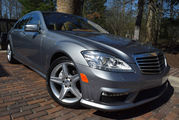2010 Mercedes-Benz S-Class AMG PACKAGE-EDITION