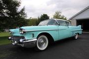 1958 Cadillac DeVille None