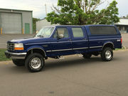 1997 Ford F-350 Ford,  F350,  F250,  Diesel, 7.3L,  4x4,  Crew Cab,  4-DR