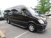 2011 Mercedes-Benz Sprinter Ground Effects