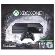 Xbox One 1TB Console : Rise of the Tomb Raider Bundle NIB