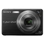 Sony Cyber-shot DSC W110 7.2MP Slim Digital Camera - Silver
