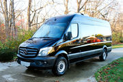 "2014 Mercedes-Benz Sprinter High Roof -170""  Wheelbase -4 Door -25"