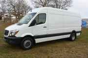 2014 Mercedes-Benz Sprinter Base Standard Cargo Van 3-Door
