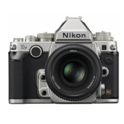 Nikon - Dƒ DSLR Camera with AF-S NIKKOR
