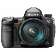 Sony Alpha DSLRA850 24.6MP Digital SLR Camera iii