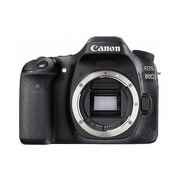 Canon EOS 80D 24.2MP Digital SLR Camera bb