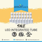 Buy Now LED Integrated Tubes at Best Price