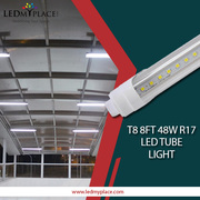 Install Now the Best T8 8ft 48W R17 LED Tube Light and Save on Energy