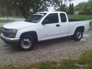 2005 chevrolet colorado 4cyl 4drs ext cab for sale price obo