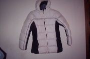 Girls Hooded Puff Jacket
